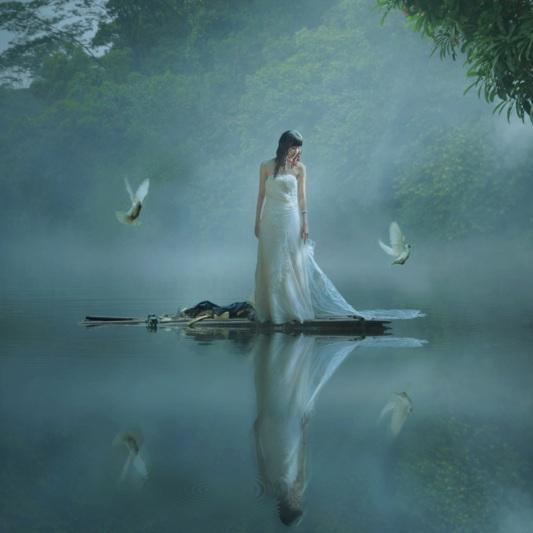 Strange World Of Silence...